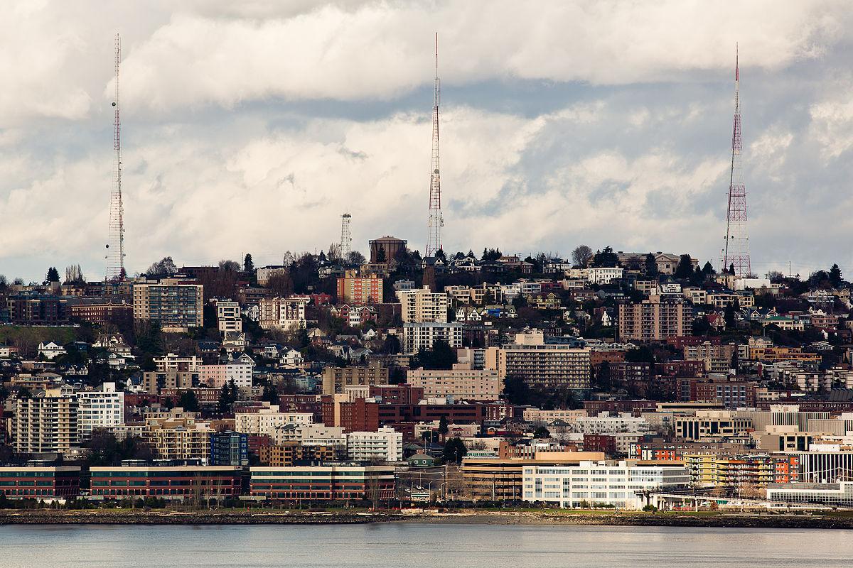 Queen Anne Hill, Seattle